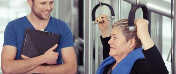 Weight training helps breast cancer survivors